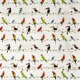 Toucan Oilcloth in Paintbox